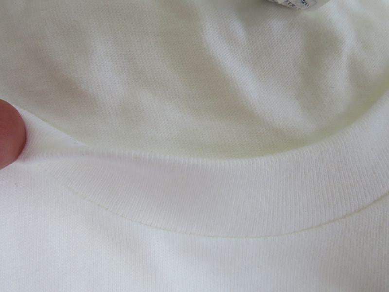T-MIXで頼んだTシャツの素材